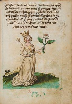 Nota hyeroglyphica; Lapis philosophicorum, &c. [In German]. XVIIth century.