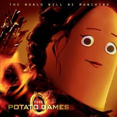 The Potato Games!  The world is munching!