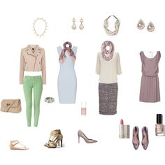 """soft summer"" by sarah-louise-jones on Polyvore"