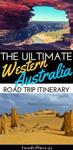 The Very Best 2-3 Week Western Australia Road Trip Itinerary