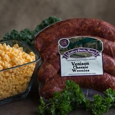 Venison Cheesie Weenies - $8.39