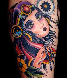 Tattoo by Grez