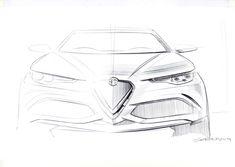Alfa Romeo Giulia Design Development