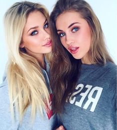 Photography Friends Poses Blondes Ideas For 2019 Cute Friend Pictures, Friend Photos, Belle Silhouette, Best Friend Photography, Girls Together, Cute Friends, Best Friend Goals, Best Friends Forever, Tumblr Girls