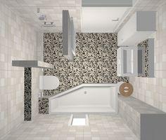 Luxe kleine badkamer http://kleinebadkamers.nl/category/kleine ...