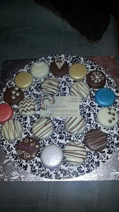 Chocolate Covered Oreos Chocolate Covered Oreos, Sweets, Cake, Pie, Gummi Candy, Candy, Kuchen, Goodies, Cakes