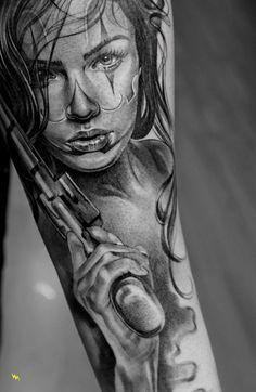 Jun Cha Tattoo
