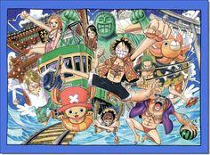 Oda Eiichirō One Piece Japan, One Piece Nami, Piece Manga, One Piece Chapter, The Pirate King, One Piece Fanart, Roronoa Zoro, Zoro Nami, Nico Robin