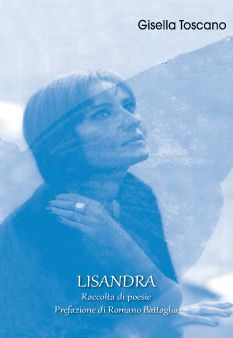 È un libro in cui l'amore è rappresentato in tutte le sue sfumature. Gisella Toscano è una donna del sud e quindi incline alla malinconia e alla passionalità. Nella sua ricerca intravede la possibilità dell'amore, non ha però la certezza di possederlo. Ma come il sogno d'amore si realizza, nasce quella poesia che testimonia l'ansia di Lisandra a librarsi come una farfalla nel cielo verso l'eternità.