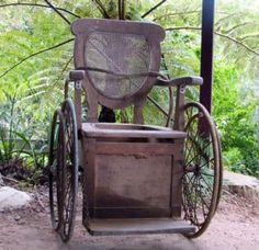 cadeira de rodas antiga - Pesquisa Google
