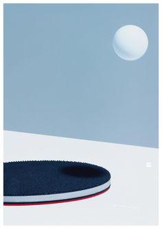 Yuri Uenishi 淬鍊藍白二色,讓無聲的力度毫不遜色   大人物