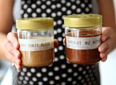 Party Nut Butter & Chocolate Nut Butter