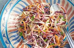 Mixed slaw salad - Tesco Real Food