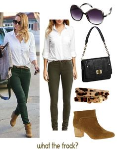 What the Frock? - Affordable Fashion Tips and Trends: Celebrity Look for Less: Lauren Conrad Style