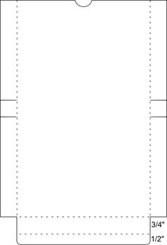 free fry box package printable french fries package container