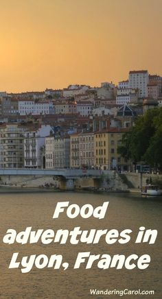 Lyon, France, is the Food Capital of the World, and there's no better way to experience the city than to dive into its restaurants.: