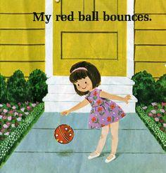 Vintage Children's Book Illustrations! Adorable!