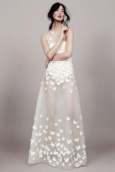 Kaviar Gauche Brautkleid 2015