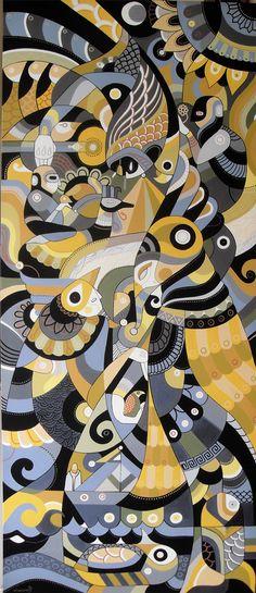 Abstract por Fernando Chamarelli