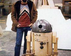 Building R2D2 Robot