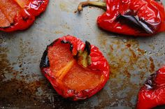 How to Cook Everything: The Basics: Roasted Peppers - Mark Bittman