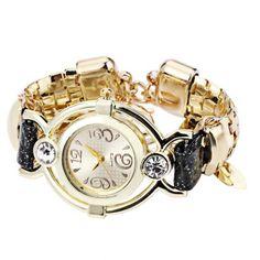 Fashion Women Bracelet Quartz Watch #jewelry, #women, #men, #hats, #watches