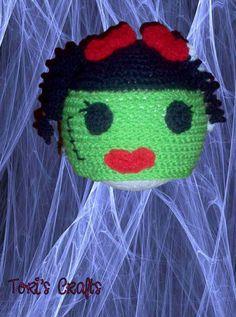 Child+Mrs.+Frankenstein+Hat