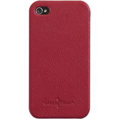 Cole Haan Tech Handheld Snap Case ($48) ❤ liked on Polyvore featuring accessories, tech accessories, iphone, phone cases, phones, fillers, tango red and cole haan