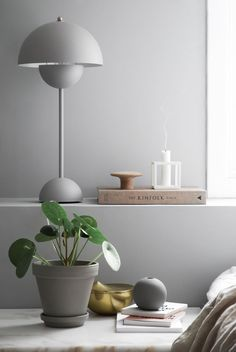 &Tradition FlowerPot VP3 Table Lamp Image credit: OnlyDecoLove.
