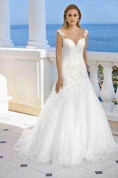 23 trouwjurken suggesties voor de royal wedding van prins Harry en Meghan Markle - In White