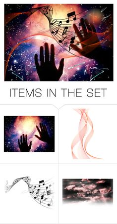 """music within"" by dayxdreamer ❤ liked on Polyvore featuring art"