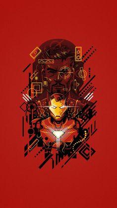 Tony Stark a. Iron Man Tony Stark a. Marvel Images, Marvel Art, Marvel Heroes, Poster Marvel, Tony Stark Wallpaper, Iron Man Wallpaper, Wallpaper Wallpapers, Iron Man Art, Marvel Background