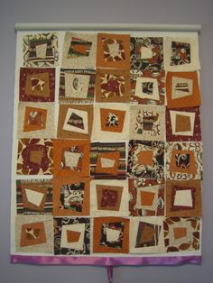 COMING SOON:  African Bent Out of Square Quilt