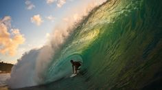 Pipeline ... Hawaii. My dream. Maybe some day I will get there.