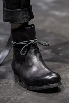 Y Project by Yohan Serfaty Men's Details A/W '13