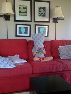 Richmond Thrifter: Couch Slippin'