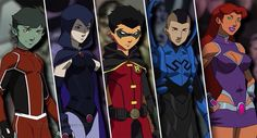 Top 5 Easter Eggs In 'Justice League vs. Teen Titans' That Reveal More About the…