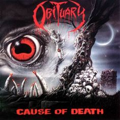"""MUSIC EXTREME: CLASSIC VIDEO OF THE DAY: OBITUARY """"TURNED INSIDE ... #obituary…"""