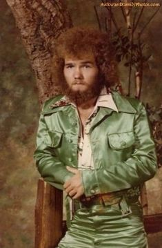 teen wolf in the 70's lol