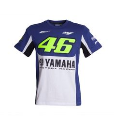 Official Yamaha Rossi VR46 T-shirt