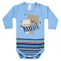 Confira a coleção de roupas de bebê da 764 KIDS. São diversos modelos de Macacões, body em várias cores e modelos. Aproveite o frete grátis*!