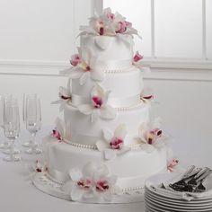 wedding cake flowers | How to Make Your Wedding Cake Unique