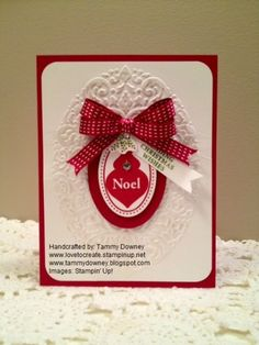 A Stampin' Up! Christmas Stuff, Christmas Cards, Joyous Celebration, Celebrations, Stampin Up, Card Ideas, Card Making, Crafting, Paper Crafts