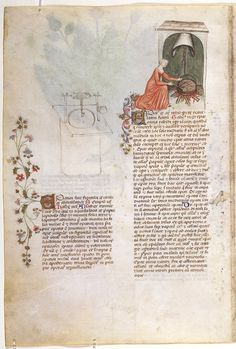 On Plants — Viewer — World Digital Library Medieval, Italy History, Book Of Hours, 11th Century, Stippling, Illustrations, Illuminated Manuscript, Science And Nature, Art Boards