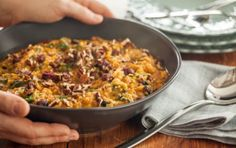 """Thanksgiving """"Risotto"""" // Want a vegan way to celebrate Thanksgiving? This is it!"""