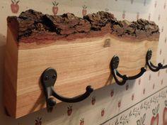 Log Coat Rack, this looks simple enough.