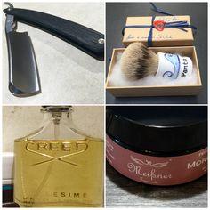 Shaving, Close Shave