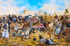 1274 Bof Kadesh, egipcios contra hititas. Brian Palmer