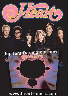Jupiter's Darling promo ad 2004