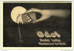 Original-Werbung/Inserat/ Anzeige 1902  - ODOL - ca. 180 x 110 mm